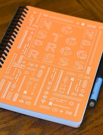 Тетрадь со своим дизайном